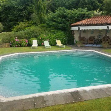 Construcción de piscinas Cantabria