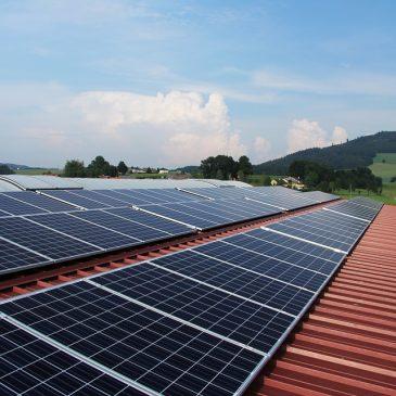 Las ventajas de instalar paneles solares en tu empresa