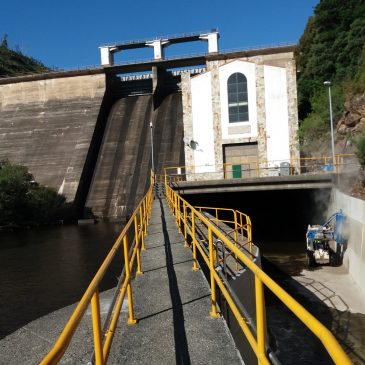 Mantenimiento de canales hidráulicos y el cambio climático