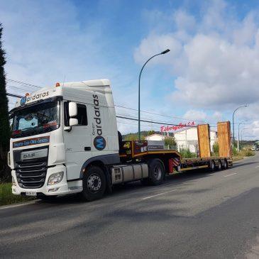 Empresas de logística y almacenes en Cantabria