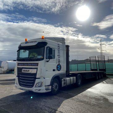 Transporte de explosivos en España