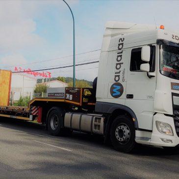 ¿Cómo afecta el Brexit al transporte de mercancías?