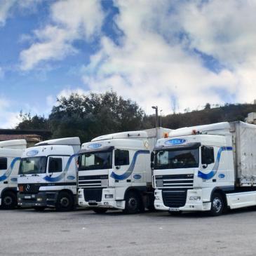 Transporte de Contenedores Marítimos en Cantabria